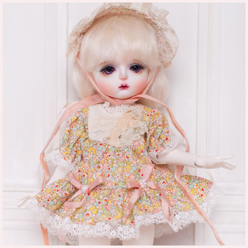 [Limited] 26cm :: Dress :: Miel no.2