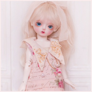 [Limited] 26cm :: Dress :: Miel no.1
