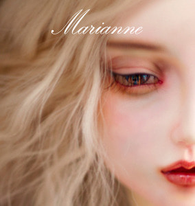 MARIANNE Head ver.'Marianne's prayer'